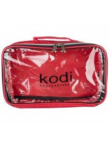 Косметичка Make-Up Kodi №18 (нейлон; цвет: красный)