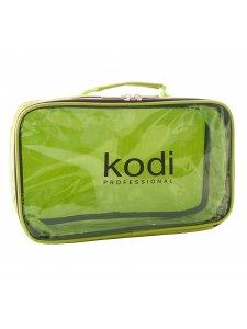 Косметичка Make-Up Kodi №7 (нейлон; цвет: салатовый)