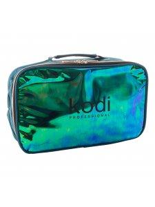 Косметичка Make-Up Kodi №10 (нейлон; цвет: изумрудный)