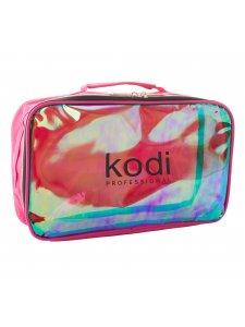 Косметичка Make-Up Kodi №13 (нейлон; цвет: фуксия радуга)