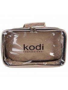 Косметичка Make-Up Kodi №22 (нейлон; цвет: капучино)
