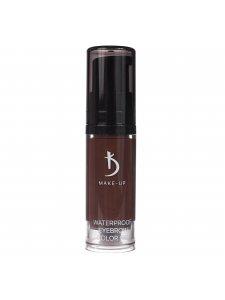 Waterproof eyebrow color gel №2 (гель для бровей водостойкий), 7 мл.