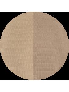 Duo brow powder Light taupe/Dark taupe (Тени для бровей двухцветные в рефилах. Цвет: светлый серо-коричневый/темный серо-коричневый), 3g
