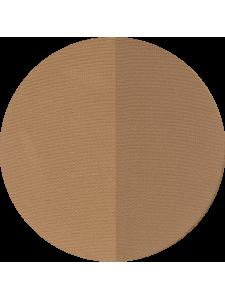 Duo brow powder Dark brown/Brown (Тени для бровей двухцветные в рефилах. Цвет: темно-коричневый/коричневый), 3g