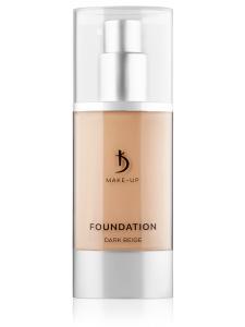 Foundation Dark Beige Kodi Professional Make-up (тональный крем темно-бежевый), 40мл