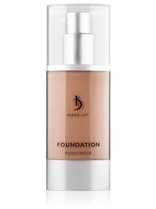 Foundation Honey Beige Kodi Professional Make-up (тональный крем медово-бежевый), 40мл