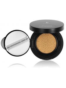 Wetting Sponge Foundation SPF50/PA+++ Vanilla Kodi Professional Make-up (тональная основа-флюид со спонжем, Ваниль), 15г