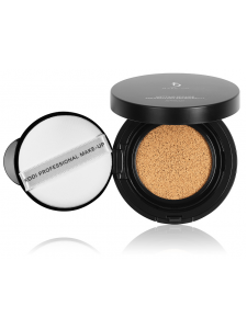 Wetting Sponge Foundation SPF50/PA+++ Apricot Kodi Professional Make-up (тональная основа-флюид со спонжем, Абрикос), 15г