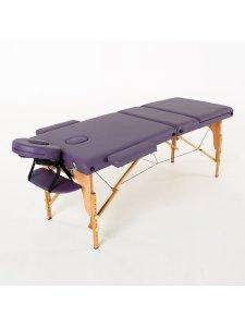 Складной массажный стол Barbados (фиолетовый)