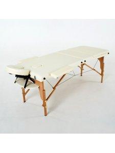 Складной массажный стол Barbados (светло-бежевый)