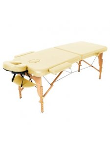 Складной массажный стол Laguna (бежевый)