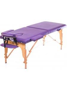 Складной массажный стол Laguna (светло-фиолетовый)
