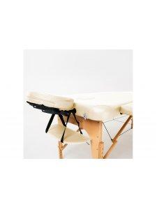 Складной массажный стол Malibu (светло-бежевый)