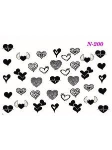 Слайдер дизайн N-200