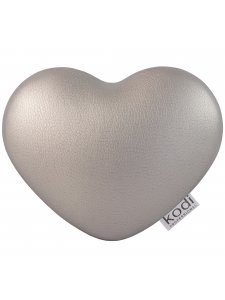 """Подлокотник для мастера Сердце """"Silver"""""""
