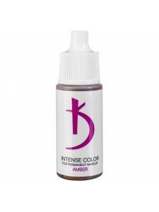 """Концентрированный пигмент для бровей Intense color """"Amber"""", 10 мл."""