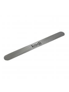 Металлическая основа для пилки для маникюра прямой формы (размер:180/20 мм)