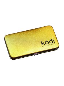 Футляр для пинцетов магнитный Kodi professional, цвет: золото