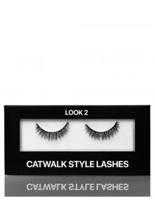 Ресницы на ленте Catwalk style, Look 2