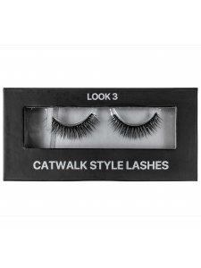Ресницы на ленте Catwalk style, Look 3