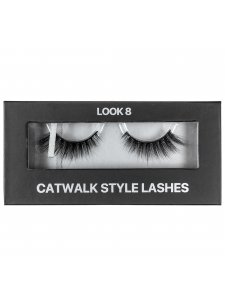 Ресницы на ленте Catwalk style, Look 8