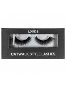 Ресницы на ленте Catwalk style, Look 9