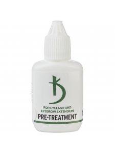 Pre-treatment (обезжириватель для ресниц), 15г.