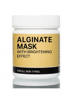 Альгинатная маска Осветляющая (Alginate mask with brightening effect), 100г