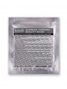"""Фото - Гидрогелевая маска-патч для лица """"ExpressTherapy Beauty Mask"""" от KODI PROFESSIONAL"""