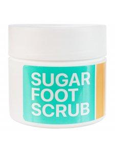 Сахарный скраб для ног, 250 г.