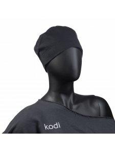 Шапочка женская для мастера черная (размер: 58)