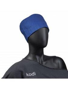 Шапочка женская для мастера синяя (размер: 60)