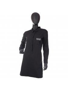 Рубашка черная женская с лого Kodi professional (размер L)