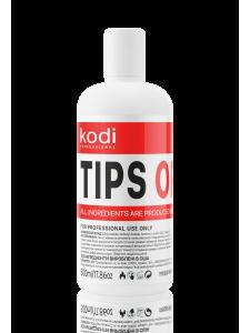 Tips Off Жидкость для снятия гель-лака/акрила 500 мл.