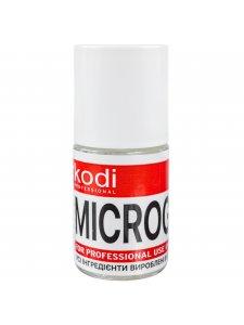 Microgel (Средство для укрепления натуральной ногтевой пластины- Микрогель) 15 мл.