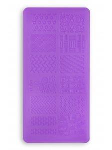 Пластина для стемпинга L14 (6Х12см)