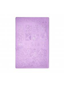 Фото - Пластина для стемпинга К25 (9,5х14,5см) от KODI PROFESSIONAL