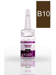 Пигмент для бровей B10 (Лесной орех) 10 мл