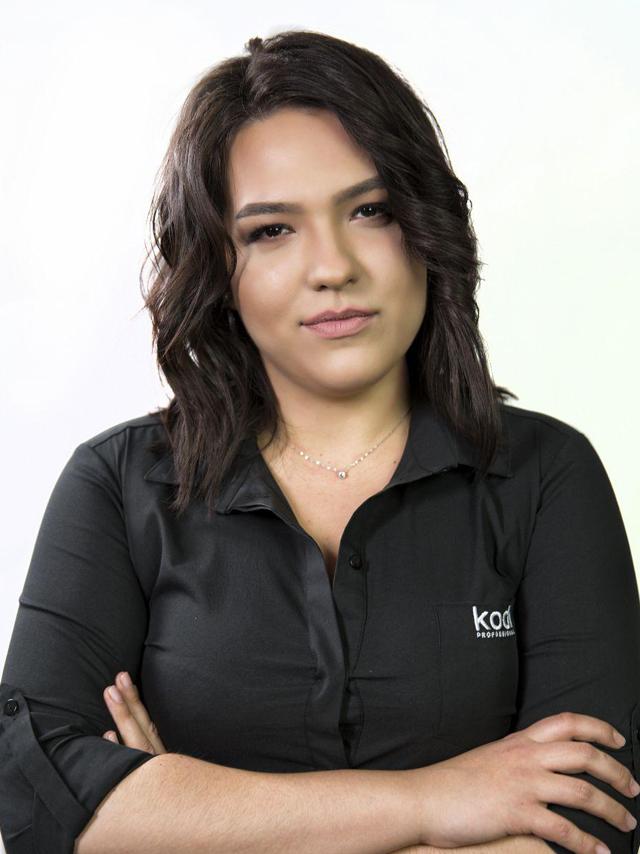 Зиненко Алина - Kodi Professional Украина